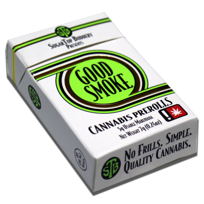 Joint and Pre-Roll Custom Packaging Image