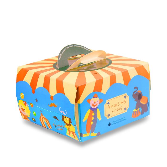 Custom Cake Boxes Image